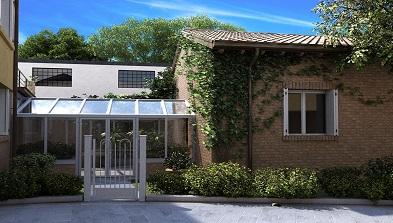 Villa Bifamiliare con Giardino in Oltretorrente